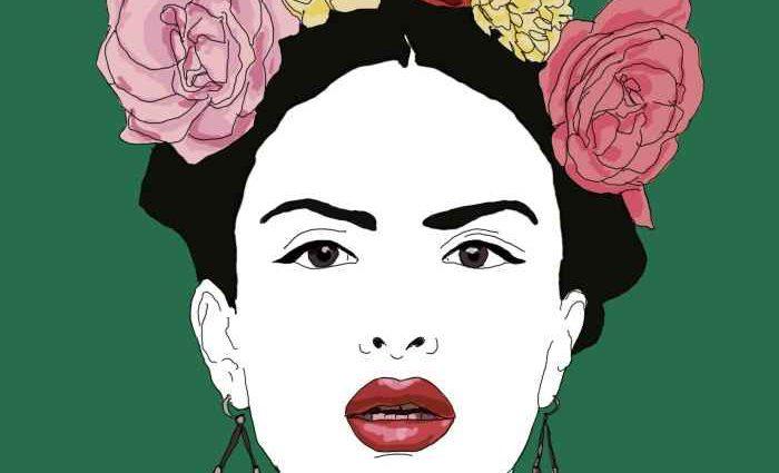 Проект под названием Фрида Кало. Florina 1