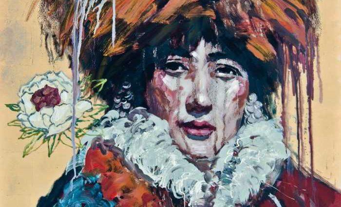 Китайский и американский современный художник. Hung Liu 1