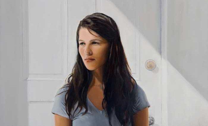 Американский художник-реалист. Jason Drake 1