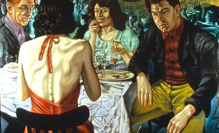 Американский художник. Jed Jackson 1