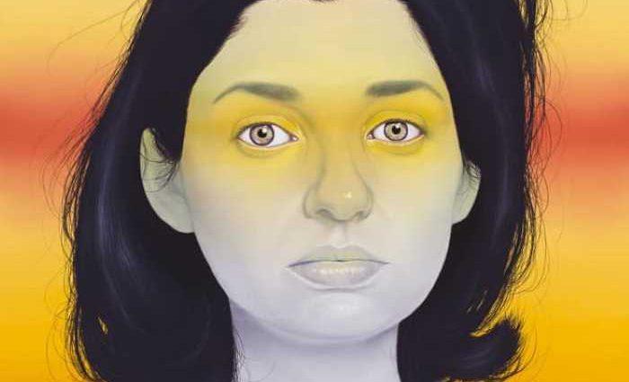 Американский художник. Jenny Morgan 1