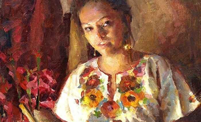 Американский художник. Jerry Salinas 1