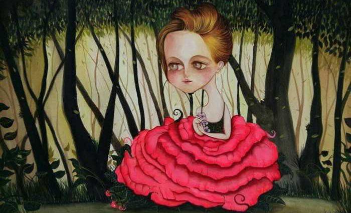 Андский сюрреализм. Joan Alfaro 1