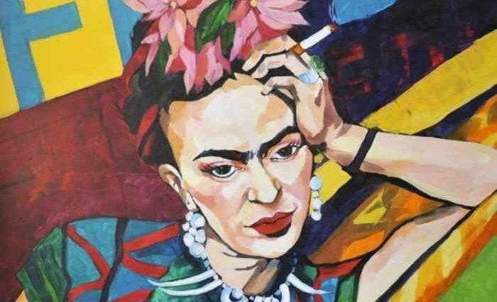 Польский художник. Joanna Pilarczyk 1