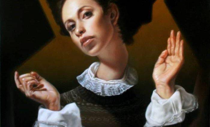 Мрачный сюрреализм. Jose Luis Lopez Galvan 1