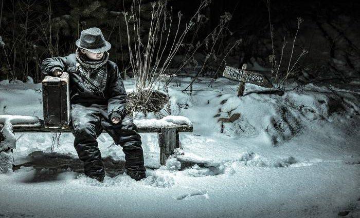 Постановочные фотографии. Juhamatti Vahdersalo (фотограф) 1
