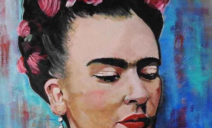 Австралийский художник. Julie Hollis 1