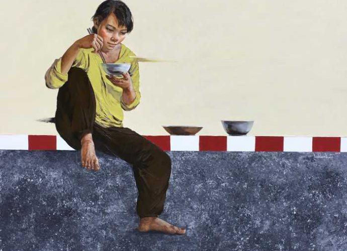 Верность самобытному стилю. Lim Khim Katy 51