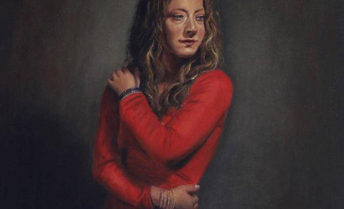 Польский художник. Magdalena Scholle 1