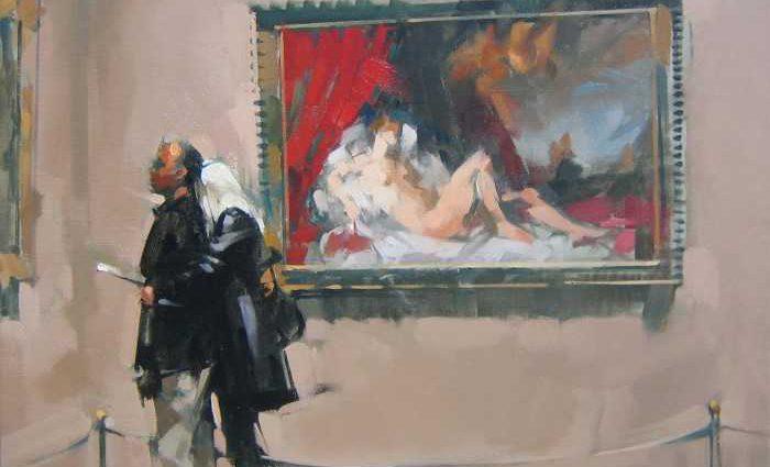 Спокойный голос в современном искусстве. Maggie Sinner 1