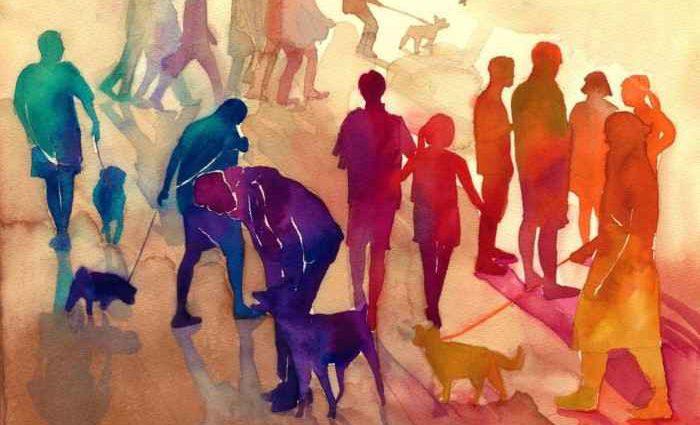 Акварельные картины и иллюстрации. Maja Wronska 1