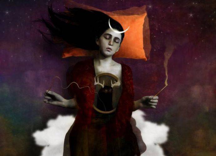 Мексиканский художник. Mariana Palova 31