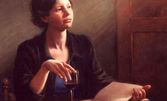 Натюрморты, пейзажи и фигуративные картины. Maureen Hyde 1