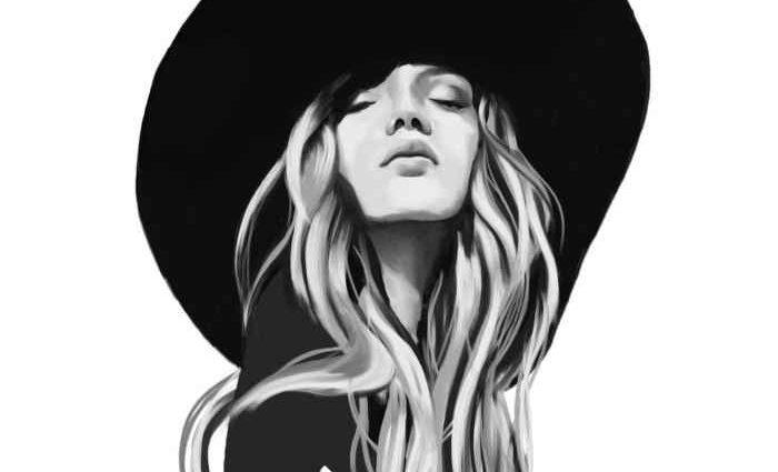 Женские портреты. Nagore Rodriguez 1