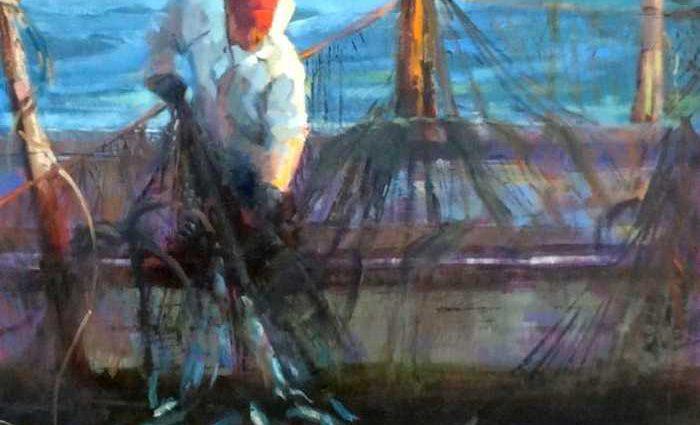 Современный импрессионизм. Nancy Tankersley 1