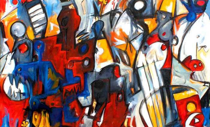 Абстрактный экспрессионизм (статьи) 1