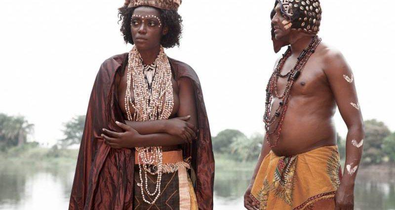 Ана Нзинга, королева Ндонго 1