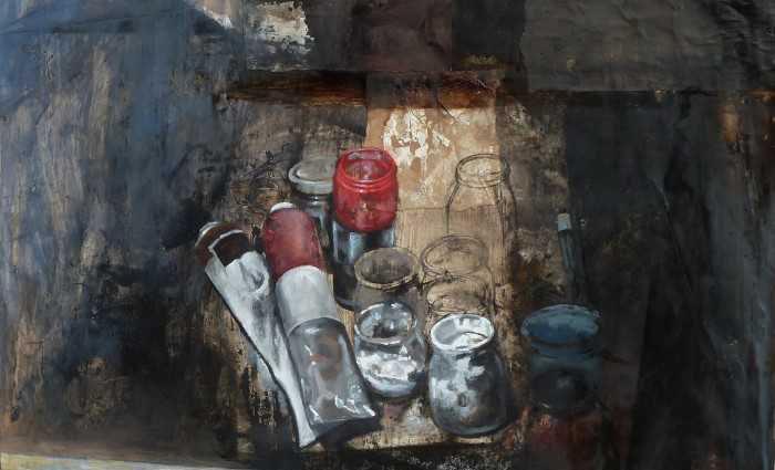 Итальянский художник. Paolo Petro 1