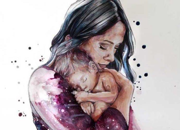 Сирийский художник и иллюстратор. Rahaf Dk Albab 19