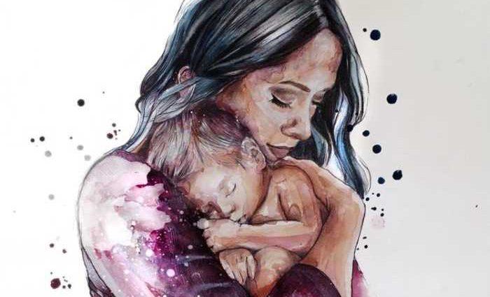 Сирийский художник и иллюстратор. Rahaf Dk Albab 1