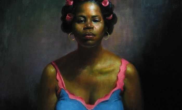 Американский художник-реалист. Rose Freymuth-Frazier 1