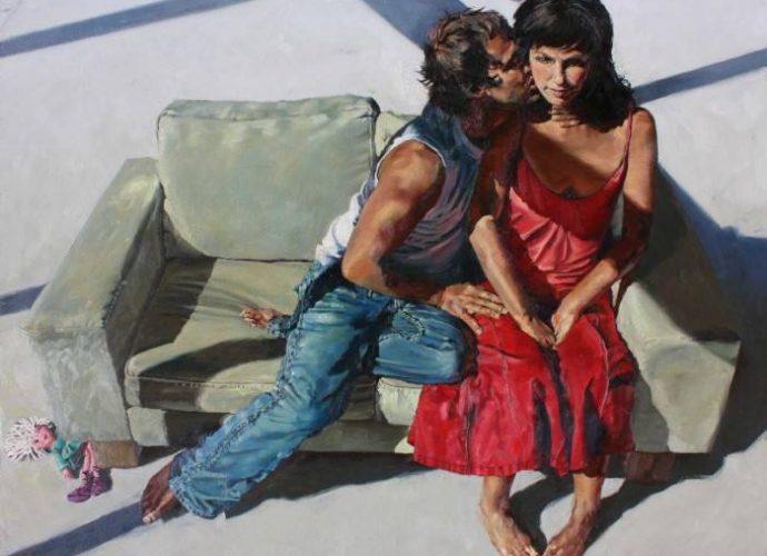 Южноафриканский художник. Sarah Danes Jarrett 4
