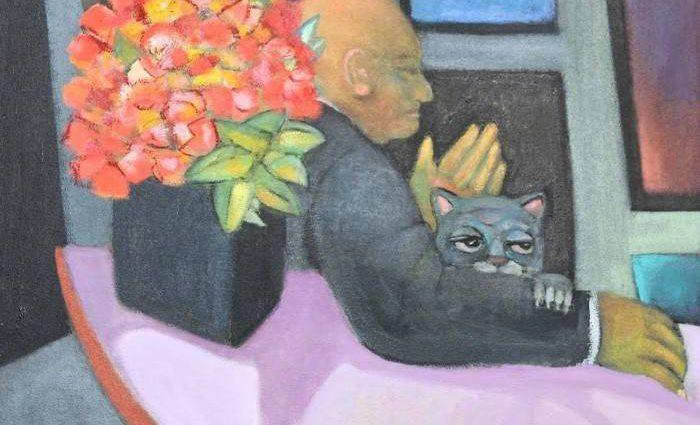 Американский художник. Stephen Basso 1