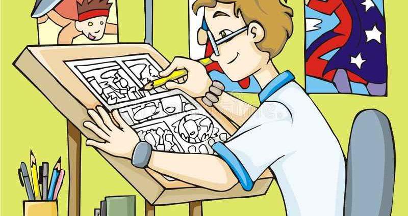Художник-иллюстратор в чем заключается эта профессия 1