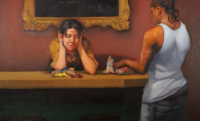 Американский художник. Sylvia Parker Maier 1