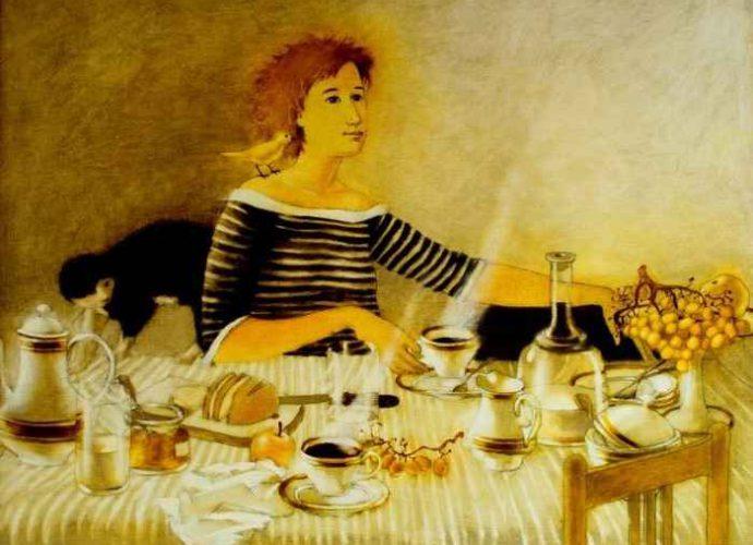 Профессиональный латвийский художник. Tatyana Palchuk 83