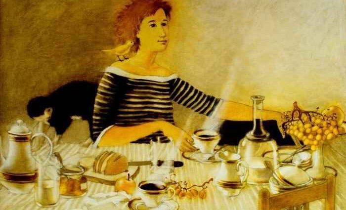 Профессиональный латвийский художник. Tatyana Palchuk 1