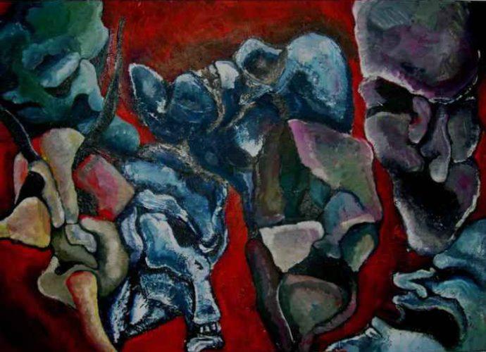 Тайны человеческой души. Violetta Tar 136