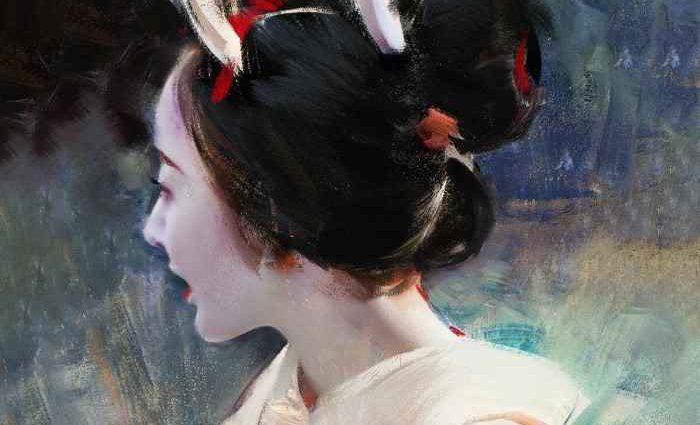 Цифровой художник. Wangjie Li 1