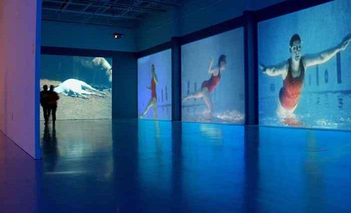 В Русском музее обосновался немецкий видеоарт 1