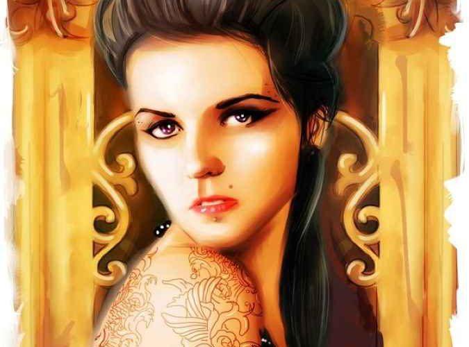 Красивые женщины Серча Галиндо (Serch Galindo) 128