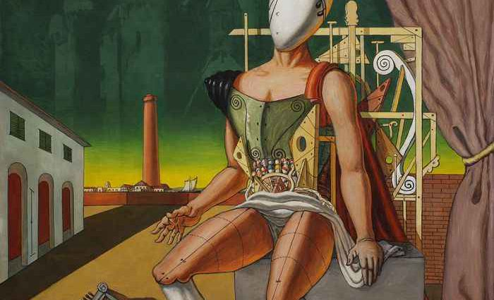 Джорджо де Кирико: модернист, не изменивший классике 1