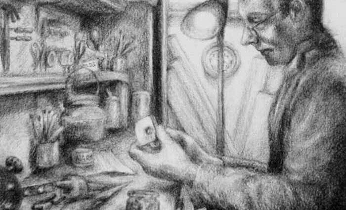 Реалистичные рисунки карандашом Kristy Griggs 1