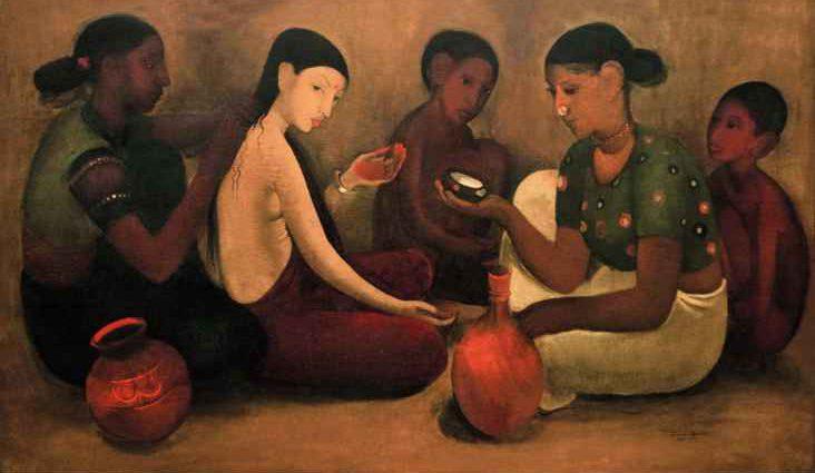Ранние модернисты и индийские традиции 1