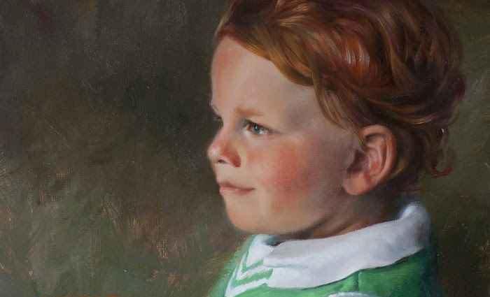 Американский художник. William Suys 1