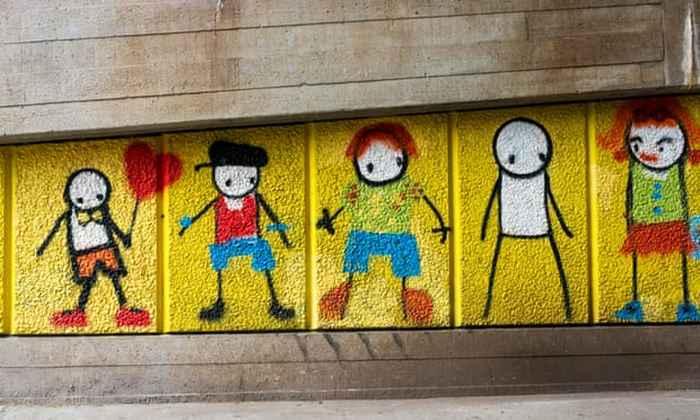 Когда уличное искусство стало искусством? 1