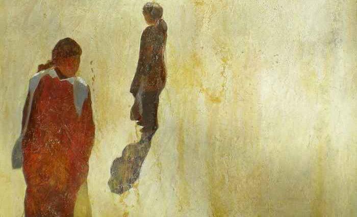 Бесконечные поиски потерянного рая. Francois Foucras 1