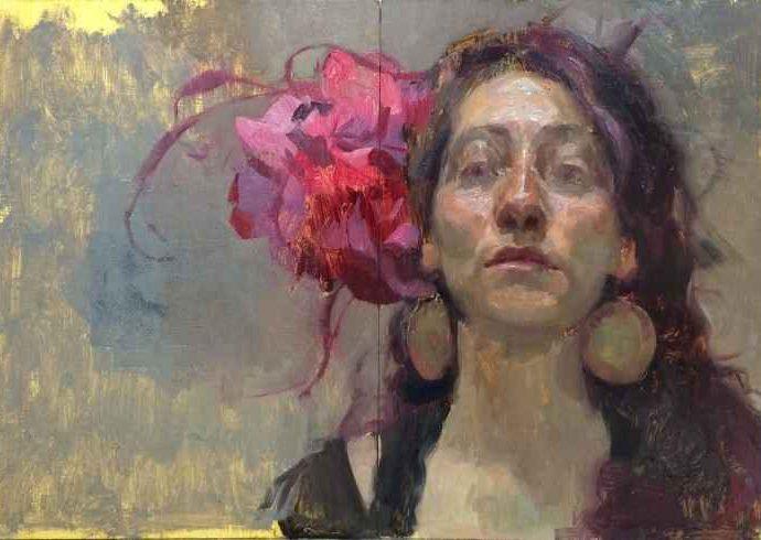 Колумбийский художник. Nicolas Uribe 131