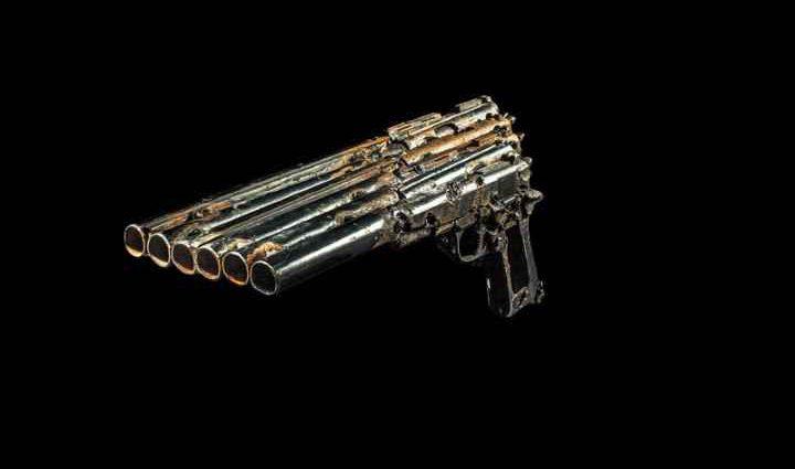 Pedro Reyes. Музыкальное оружие