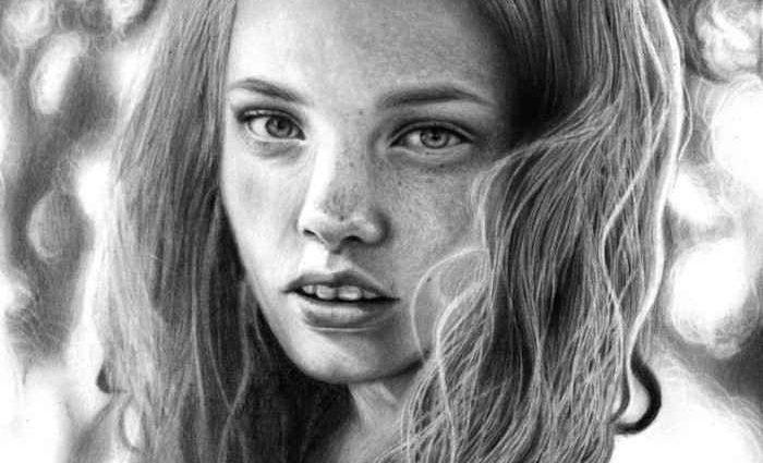 Рисунки карандашом. Q-Le 1