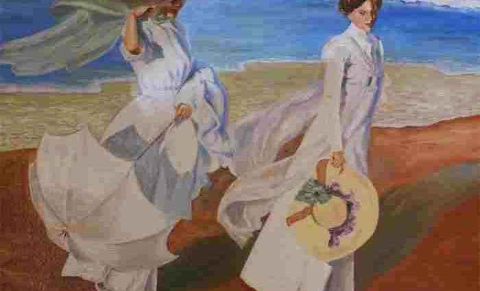 Современный испанский художник. Rafael Casals Martorell 1