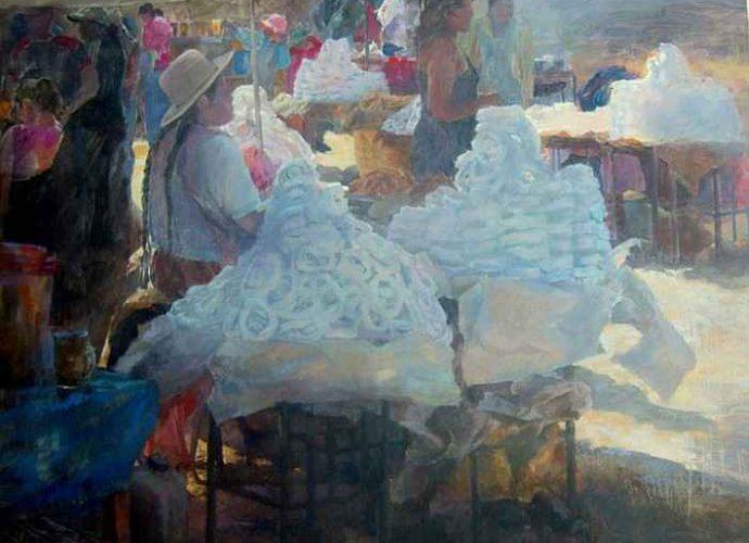 Remy Daza Рохас. Современный художник из Боливии 3