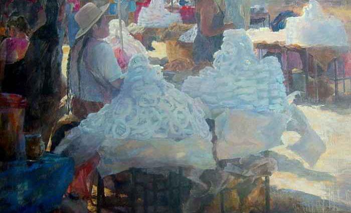 Remy Daza Рохас. Современный художник из Боливии 1