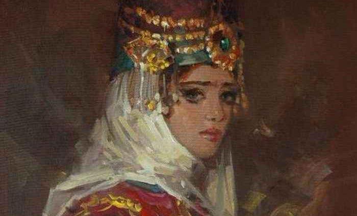 Remzi Taskiran. Восточные традиции 1