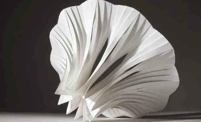 Бумажные скульптуры. Richard Sweeney (скульптор) 1