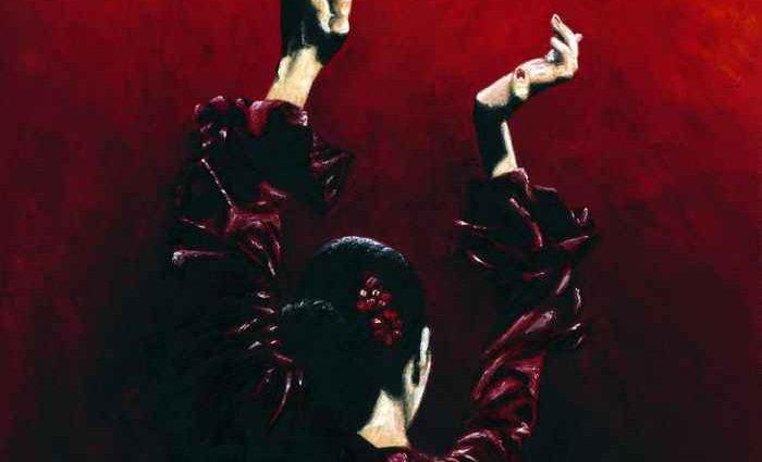 Художник из Великобритании. Richard Young 1